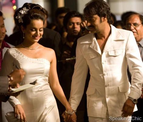 Una actriz publico que era amante de un famoso actor casado (adivinen quien es ) ¡¡¡¡¡¡¡¡¡ Kangana_ajay_onceuponatime