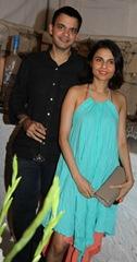 Nachiket Barve and Asmita Marwa