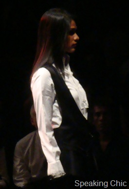 Arjun Saluja show at LFW