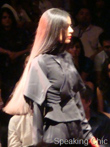 Model at Arjun Saluja LFW