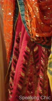 Embroidery Anupama Dayal at LFW