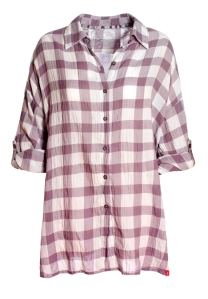 Esprit checkered shirt
