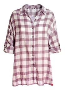 Esprit checkered shirt
