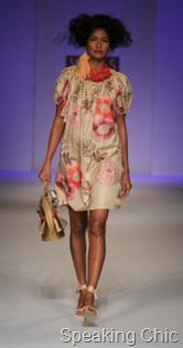 Preeti Chandra dress at WLIFW