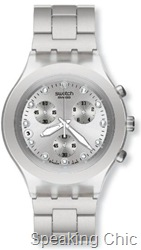 Swatch silver