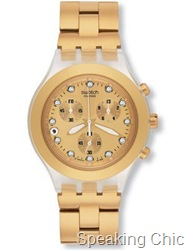 Swatch gold