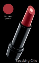 Elle 18 Color Burst lipstick Baked Peach