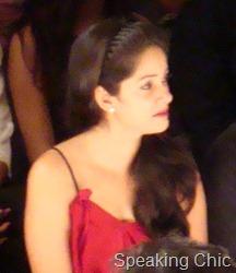Vidya Malavada hair band
