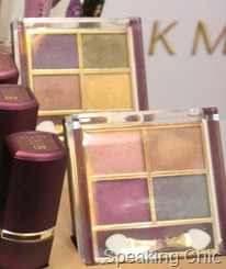 Lakme Gypsy collection Eye Quartet eye shadows