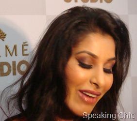 Sophie Choudhary makeup eyeliner