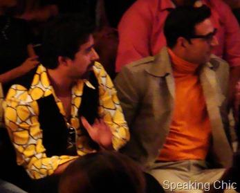 Akshay Kumar & Rannvijay at Lakme Fashion Week
