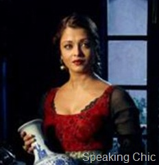 Aishwarya Rai Bachchan's makeup in Guzaarish