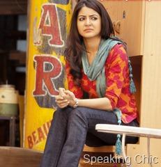 Anushka Sharma in Band Baaja  Baaraat