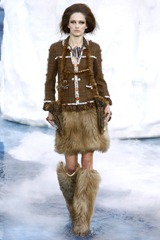 Chanel fur