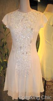 Prashant Verma white dress