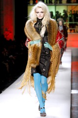 Jean Paul Gaultier fur
