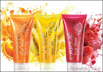Lakmé Fruit Blast Face Cleansers face washes