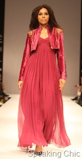 Dress Sailex NG LFW