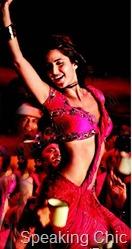 Katrina kaif half sari in Sheela ki Jawani