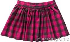 Check skirts girls Tommy Hilfiger