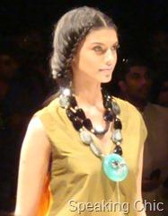 Eina Ahluwalia LFW 2010