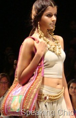 Malini Agarwalla LFW 2010