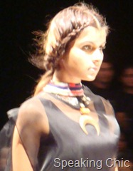 Suhani Pittie jewellery LFW 2010