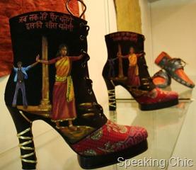 Rohan Arora shoes LFW 2010