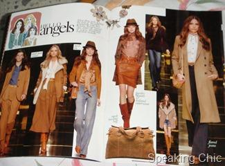 Mango shopping catalogue