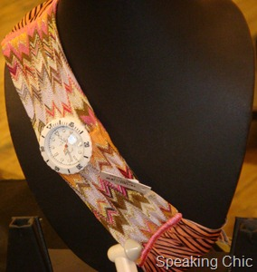 ToyWatch Missoni watches and accessories