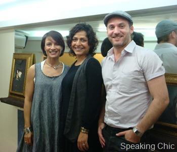 Adhuna Bhabani-Akhtar, Avan Contractor, Brent Barber of B:Blunt