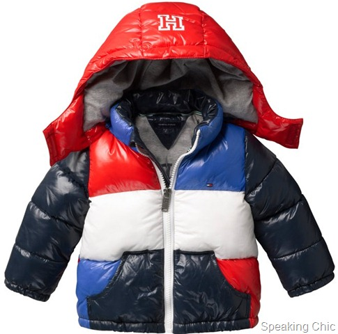 90e46e20f87d Quilted bomber for boys Tommy Hilfiger ...
