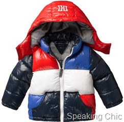 Quilted bomber for boys Tommy Hilfiger