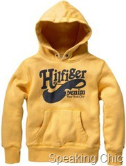 Hoodie for boys Tommy Hilfiger