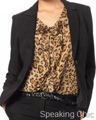 Vero Moda black blazer