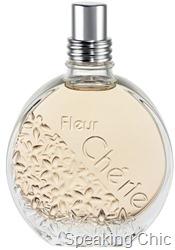 L'Occitane Fleur Cherie perfume