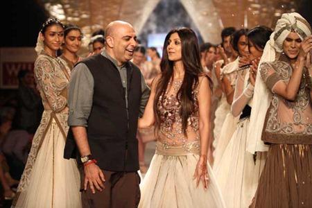 WIFW finale Tarun Tahiliani Shipla Shetty