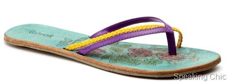 Flip-flops from Catwalk