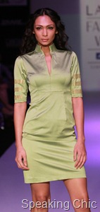 Abdul Halder at LFW S/R 2011