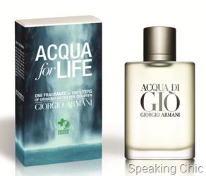 Giorgio Armani perfume Acqua Di Gio (Homme)