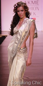 Timeless by Anita Dongre at LFW S/R 2011