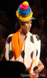 Masaba Gupta at LFW S/R 2011