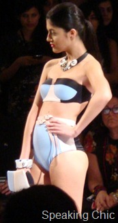 Shivan Narresh at LFW S/R 2011