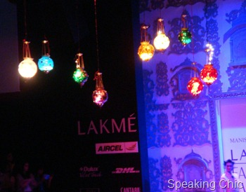 Manish Malhotra at LFW S/R 2011