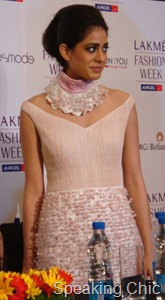 Rimi Nayak dress LFW S/R 2011