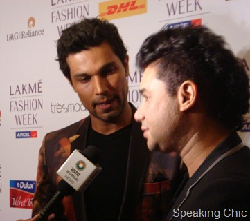 Randeep Hooda for Rajat Tangri