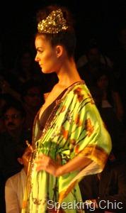 Pria Kataria Puri at LFW S/R 2011