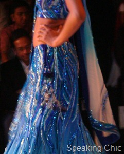 Satya Paul at LFW S/R 2011