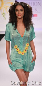 Anupamaa Dayal at LFW S/R 2011
