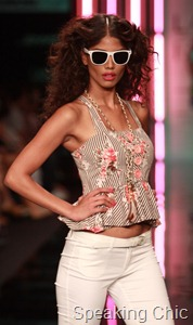 Cantabil styled by Rocky S LFW S/R 2011